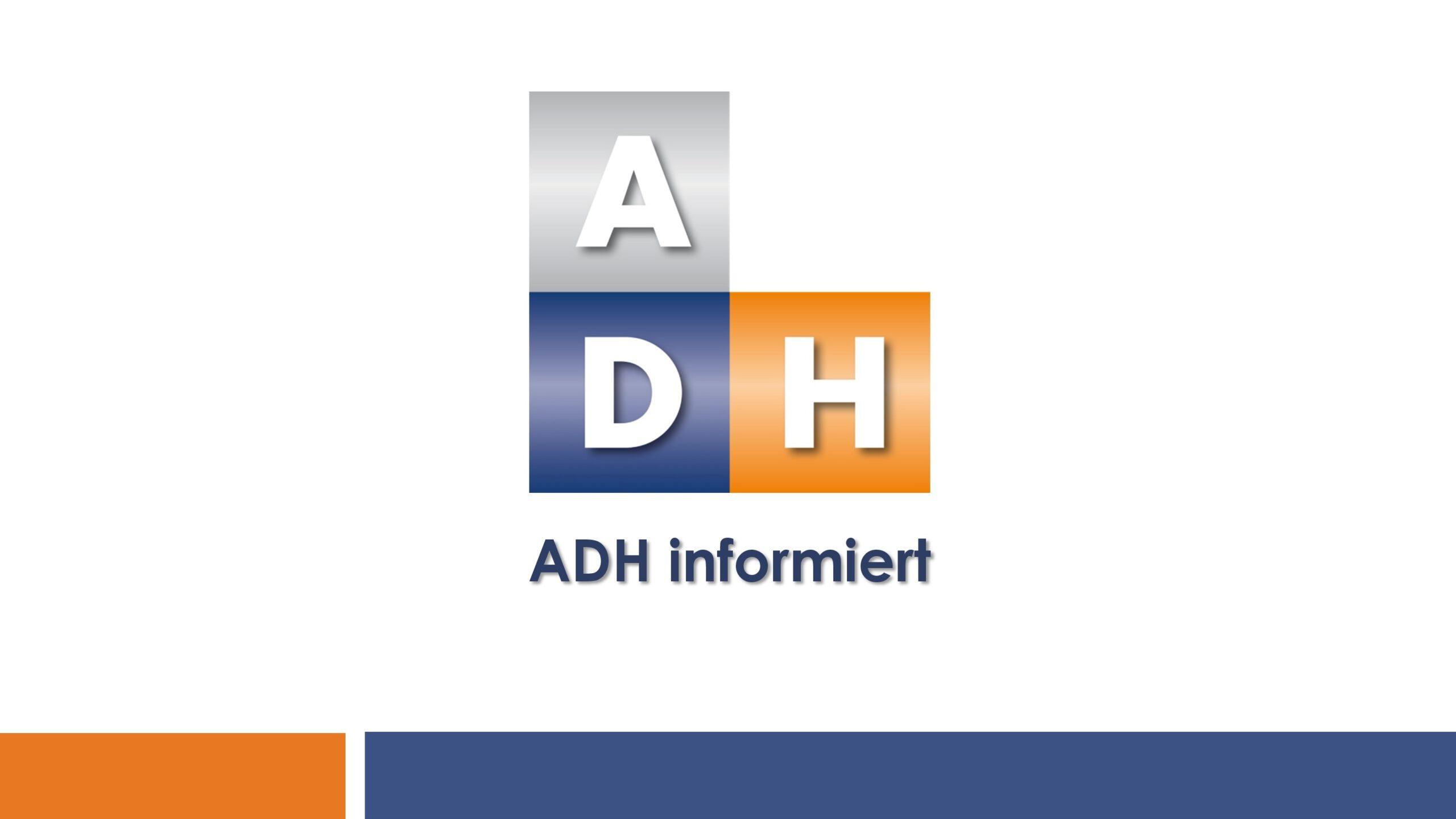 ADH informiert: Aktualisierte Corona-Empfehlungen zum 01.01.2021