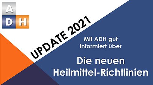 Update 2021 – Videoreihe: Der neue Verordnungsvordruck