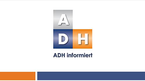 ADH erinnert: Diagnostik in der Logopädie korrekt angeben
